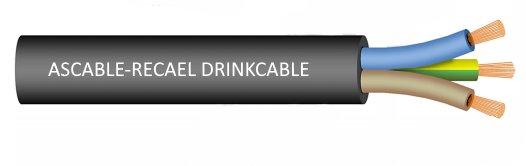Cable de Goma A1RWRW Drincable Image