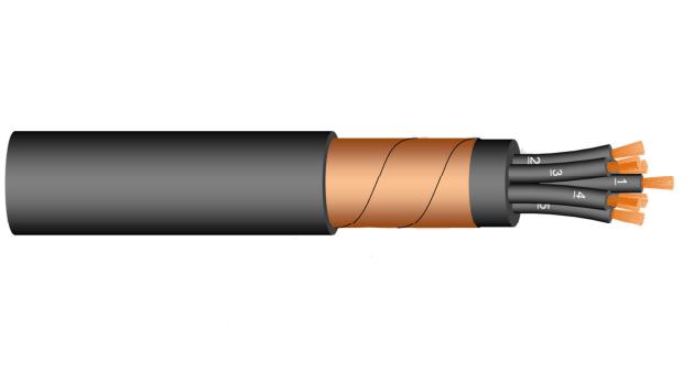 cables con pantalla